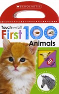 First 100 Animals (touch & lift board book)