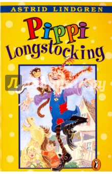 Pippi LongstockingЛитература на иностранном языке для детей<br>Pippi Longstocking lives in a ramshackle house with a horse on the porch, a monkey on the roof, and a trunk full of gold coins in the kitchen. Without any parents to tell her when to go to bed, Pippi has the perfect life - especially for a nine-year-old.<br>