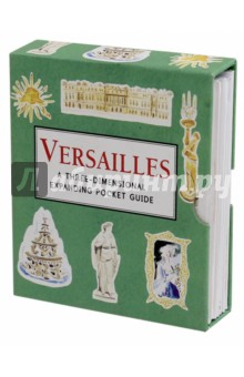 Versailles: 3D Expanding Pocket GuideЛитература на иностранном языке для детей<br>Explore the splendour of Versailles with this beautiful pocket guide. Discover one of the world s most famous palaces with this exquisite cut-paper pocket guide. Unfolding to a length of 1.5 metres and presented in a beautiful slipcase, the guide features sumptuous rooms and magnificent treasures such as the Hall of Mirrors, the King s Room, the Grand Trianon and the Queen s Hamlet. Each illustration is accompanied by a short description, making this the perfect souvenir.<br>