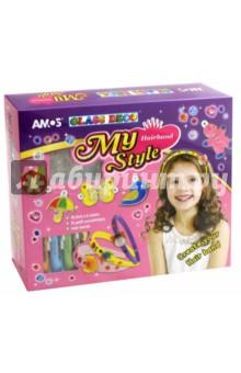 Набор витражных красок  Мои стильные ободки (22902)Витражные клей-краски, мелки и наборы<br>Набор для создания стильных ободков с помощью витражных красок.<br>В набор входят краски 6 цветов по 10,5 мл, 3 ободка для волос, 12 мини-витражей, самоклеящиеся стразы.<br>Упаковка: картонная коробка.<br>Для детей от 3 лет.<br>Сделано в Корее.<br>