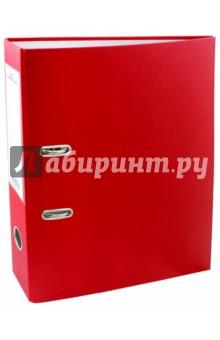 Папка-регистратор (А4, 70 мм, красная) (3210-03)Папки-регистраторы<br>Папка - регистратор. <br>Формат: А4<br>Цвет: красный. <br>Ширина корешка: 70 мм.<br>