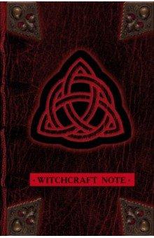 Witchcraft NoteБлокноты тематические<br>Новинка в популярной серии! Уникальный блокнот для тех, кому интересны тайные знаки и загадки природы. Кремовая тонированная бумага с необычными символами, на которых можно записывать и зарисовывать что угодно и при этом чувствовать присутствие магии!<br>