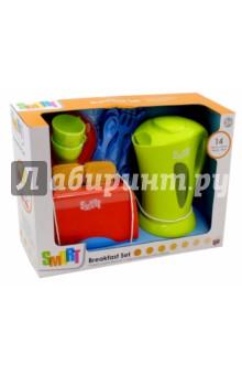 Набор для завтрака Smart (1684119.00)Наборы игрушечной посуды<br>Детский набор для завтрака.<br>В наборе: электрочайник, тостер, 2 чашки, 2 тарелки, 2 ложки, 2 вилки, 2 ножа.<br>Материал: пластмасса.<br>Упаковка: картонная коробка.<br>Для детей от 3 лет.<br>Сделано в Китае.<br>
