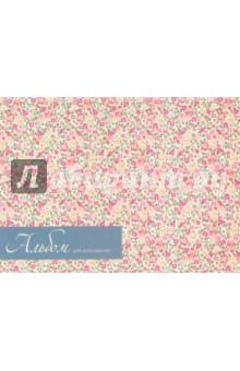 Альбом для рисования Floret  (40 листов, нелинованный, А4) (N1017)Альбомы для рисования 32—40л. и более<br>Верхняя обложка: бумага 300 г/м2, печать 4+0, микротекстурирование, ламинация. Нижняя обложка: переплетный картон 1,5 мм. <br>Клеевое скрепление. <br>Плотность бумаги внутреннего блока -  120 г/м2.<br>Мягкий переплет.<br>Количество листов: 40.<br>