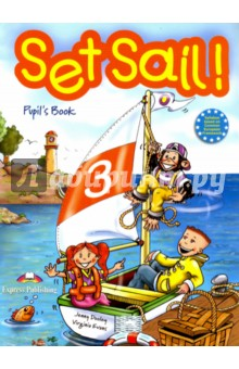Set Sail 3. Pupils Book. УчебникИзучение иностранного языка<br>Set Sail! is a course specially designed for teaching English at primary levels. Young learners will be captivated by the adventures of Lulu, Larry and their pet chimp, Chuckles. <br>Set Sail! 3 comprises 5 modules of two units each. Each module develops a theme in an appealing and fascinating way. Set Sail! 3 follows the principles of the Common European Framework, Level A1.<br>