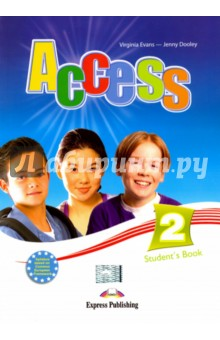 Access 2. Students Book. Elementary. УчебникИзучение иностранного языка<br>Access 2 is designed exclusively for students studying English at Elementary Level. It follows the principles of the Council of Europe Common Framework of Reference Level A2.<br>