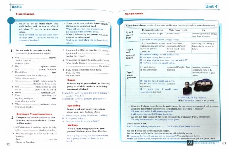 Решебник и ответы по английскому языку spark2 grammar evans dooley