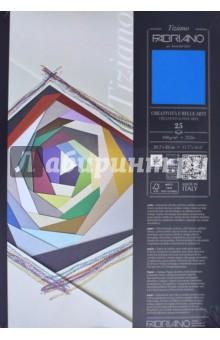 Бумага для пастели Tiziano (25 листов, А3, №18) (72942118)Альбомы/папки для профессионального рисования<br>Листовая бумага для пастели серии «Tiziano» из фактурной бескислотной бумаги, которая изготавливается холодным прессованием из целлюлозы с добавлением хлопка, что придаёт ей высокую светостойкость. Сцепление материалов для живописи с поверхностью бумаги обеспечивается за счёт её зернистой (шероховатой) фактуры. Бумага «Tiziano» прекрасно подойдет не только для пастели, но и угля, сангины и сепии или аэрографа.<br>Формат: А3 (297х420 мм)<br>Количество листов: 25<br>Тип крепления: склейка.<br>Сделано в Италии.<br>