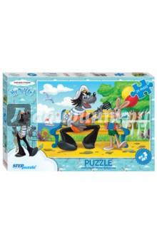 Мозаика Puzzle maxi 24 Ну,погоди! - 2 (70009)Пазлы (15-50 элементов)<br>Игра настольная из картона: мозаика puzzle. 24 элемента.<br>Не рекомендуется детям младше 3 лет.<br>Сделано в России.<br>
