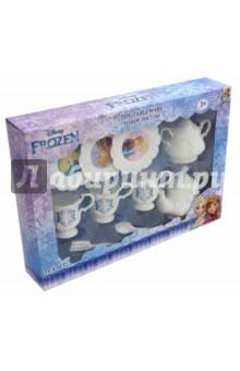 Набор посуды Холодное сердце в подарочной упаковке (65759)Наборы игрушечной посуды<br>Наборы посуды Холодное сердце для кукол в подарочной упаковке. <br>Рекомендуется детям старше трех лет.<br>Комплектность: 14 элементов.<br>Изготовлено из пластмассы.<br>Сделано в Китае.<br>