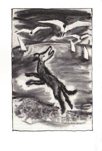 Иллюстрация 1 из 22 для Собака Пес - Даниэль Пеннак   Лабиринт - книги. Источник: Лабиринт
