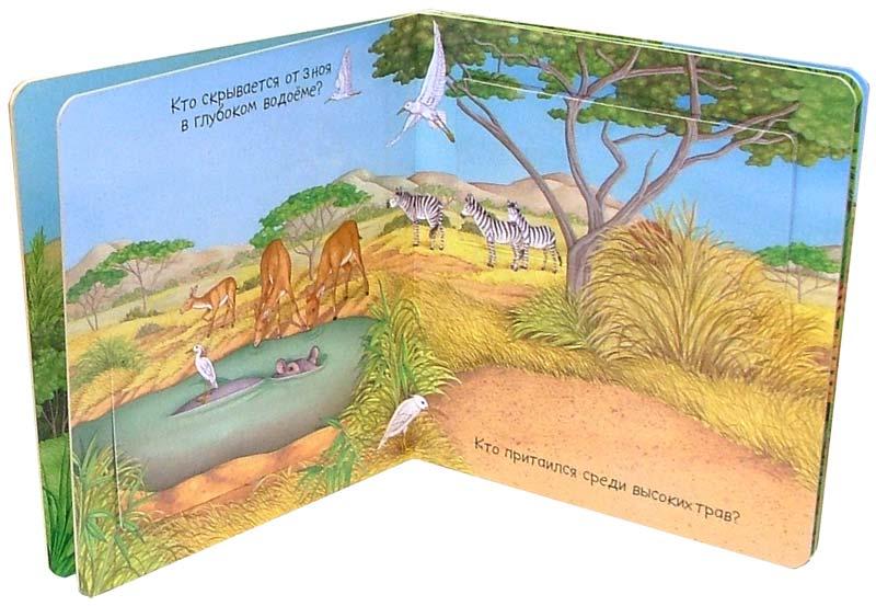 Иллюстрация 1 из 15 для Дикие животные. Кто это там - Эмили Бомон   Лабиринт - книги. Источник: Лабиринт
