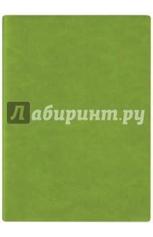 Ежедневник недатированный 160 листов, А6+, САРИФ САЛАТОВЫЙ (45273)Ежедневники недатированные и полудатированные А6<br>Ежедневник недатированный, формат А6, 320 страниц, ляссе.<br>Материал: бумага офсетная, картон переплетный, полиуретан.<br>Сделано в Китае.<br>