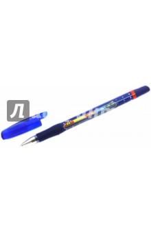 Ручка шариковая Exam Grade синяя (141584)Ручки шариковые простые<br>Ручка шариковая STABILO Exam Grade. <br>Корпус: синий. <br>Толщина письма: 0,7мм. <br>Цвет чернил: синий<br>