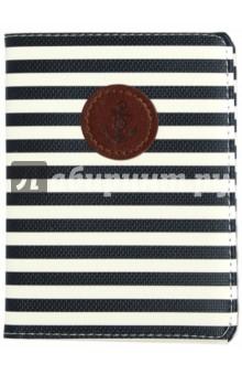 Обложка для паспорта, Regatta (IPC006)Обложки для паспортов<br>Обложка для паспорта.<br>Формат 100х135 мм.<br>Искусственная кожа<br>Сделано в Китае.<br>