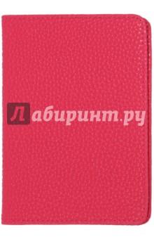 Обложка для автодокументов, искуссвенная кожа, Palette, berry (IDL013)Обложки для автодокументов<br>Обложка для автодокументов.<br>Формат 100х135 мм.<br>Искусственная кожа<br>Сделано в Китае.<br>
