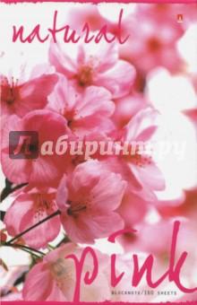 Престиж-блокнот Цветы (160 листов, А5, клетка) (3-160-074/9)Блокноты (нестандартный формат)<br>160 листов. Клетка.<br>Формат А6 (128х200 мм).<br>Сделано в России.<br>