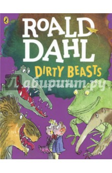 Dirty BeastsЛитература на английском языке<br>Dirty Beasts is a collection of hilarious animal rhymes from the Worlds NUMBER ONE Storyteller!<br>Reissued in the exciting new Roald Dahl branding.<br>A collection of (mainly) grisly beasts out for human blood, ranging from Gocky-Wock the crocodile to Sting-A-Ling the scorpion. Described in verse with all Dahls usual gusto and illustrated in suitably lurid style by Quentin Blake.<br>A true genius . . . Roald Dahl is my hero - David Walliams Exciting, bold and instantly recognisable with Quentin Blakes inimitable artwork.<br>Listen to DIRTY BEASTS (with REVOLTING RHYMES) and other Roald Dahl audiobooks read by some very famous voices, including Kate Winslet, David Walliams and Steven Fry - plus there are added squelchy soundeffects from Pinewood Studios! Look out for new Roald Dahl apps in the App store and Google Play- including the disgusting TWIT OR MISS! inspired by the revolting Twits.<br>Look out for the whole collection of wondercrump Roald Dahl books!<br>