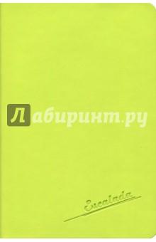 Записная книжка, 80 листов, 98х145, СОФТ-ТАЧ ЖЕЛТЫЙ, мягкий (45346)Записные книжки средние (формат А6)<br>Записная книжка.<br>Материал: бумага офсетная, полиуретан.<br>Тип разлиновки: линия.<br>Размер: 145х98 мм<br>Количество листов: 80.<br>Сделано в Китае.<br>