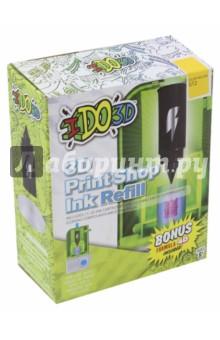 Картридж для 3D Пресс-машины Вертикаль, желтый (164080)Сопутствующие товары для детского творчества<br>Сменный картридж для 3D Пресс-машины Вертикаль.<br>Будет хорошим дополнением к набору 3D Пресс-машины Вертикаль.<br>Комбинируйте картриджи разного цвета, чтобы создать многоцветный объёмный рисунок или поделку. После использования всей пасты из картриджа, его можно заменить на новый (продается отдельно, цвета в ассортименте).<br>Цвет: желтый.<br>В наборе: картридж, полимер формулы 4D для изготовления собственных изделий.<br>Для детей от 8-ми лет.<br>Не рекомендуется детям до 3-х лет. Содержит мелкие детали.<br>Сделано в Китае.<br>