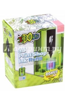 Картридж для 3D Пресс-машины Вертикаль, розовый (164083)Сопутствующие товары для детского творчества<br>Сменный картридж для 3D Пресс-машины Вертикаль.<br>Будет хорошим дополнением к набору 3D Пресс-машины Вертикаль.<br>Комбинируйте картриджи разного цвета, чтобы создать многоцветный объёмный рисунок или поделку. После использования всей пасты из картриджа, его можно заменить на новый (продается отдельно, цвета в ассортименте).<br>Цвет: розовый.<br>В наборе: картридж, полимер формулы 4D для изготовления собственных изделий.<br>Для детей от 8-ми лет.<br>Не рекомендуется детям до 3-х лет. Содержит мелкие детали.<br>Сделано в Китае.<br>