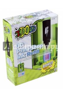 Картридж для 3D Пресс-машины Вертикаль, белый (164088)Сопутствующие товары для детского творчества<br>Сменный картридж для 3D Пресс-машины Вертикаль.<br>Будет хорошим дополнением к набору 3D Пресс-машины Вертикаль.<br>Комбинируйте картриджи разного цвета, чтобы создать многоцветный объёмный рисунок или поделку. После использования всей пасты из картриджа, его можно заменить на новый (продается отдельно, цвета в ассортименте).<br>Цвет: белый.<br>В наборе: картридж, полимер формулы 4D для изготовления собственных изделий.<br>Для детей от 8-ми лет.<br>Не рекомендуется детям до 3-х лет. Содержит мелкие детали.<br>Сделано в Китае.<br>