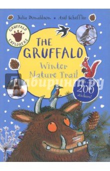 Gruffalo Explorers: the Gruffalo Winter Nature TrailЛитература на иностранном языке для детей<br>Calling all nature explorers to go outside with the Gruffalo! Don t forget to take this wintertime sticker activity book with you and keep your eyes peeled. Learn all about nature with this colourful spotters  guide, packed with fun, winter-themed indoor and outdoor activities and hundreds of stickers - a brilliant book for all the family. This handily sized activity book is suitable for even the youngest nature lovers and Gruffalo fans, and is full of great activities that are based around seeing and engaging with nature and the outside world. It s about stopping, seeing, listening and collecting in a way that s accessible and fun, with activities that link into the Early Years Foundation Stage (EYFS) of the curriculum.<br>
