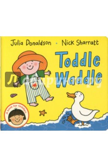 Toddle Waddle (board book)