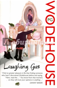 Laughing GasХудожественная литература на англ. языке<br>A P.G. Wodehouse novel Joey Cooley is a golden-curled child film star, the idol of American motherhood. Reginald, Third Earl of Havershot, is a boxing blue on a mission to save his wayward cousin from the fleshpots of Hollywood. Both are under anaesthetic at the dentists when something strange happens - and their identities are swapped in the ether. Suddenly Joey can use his six-foot frame to get his own back on his Hollywood persecutors. But Reggie has to endure everything Joey had to put up with in the horrible life of a child star - including kidnap. Laughing Gas is Wodehouse s brilliantly funny take on the  If I were you  theme - a wry look at the dangers of getting what you wish for in the movie business and beyond.<br>