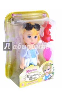 Кукла Красотка. Волшебная сказка (Т10165)Куклы<br>Игровой набор.<br>В наборе: кукла, животное, аксессуар.<br>Материал: пластмасса, текстильные материалы.<br>Для детей от 3-х лет.<br>Не рекомендуется детям до 3-х лет. Содержит мелкие детали.<br>Сделано в Китае.<br>