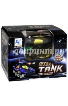 Электромеханический танк со звуковыми и световыми эффектами (00968)Другой транспорт<br>Электромеханический игрушка со звуковыми и световыми эффектами.<br>Материал: пластмасса.<br>Не рекомендуется детям до 3 лет.<br>Сделано в Испании.<br>