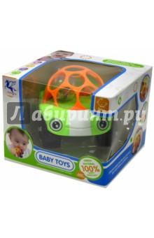 Погремушка Машинка (8101А)Другие игрушки для малышей<br>Материал: пластмасса.<br>Рекомендовано детям от 3 месяцев.<br>Сделано в Китае.<br>