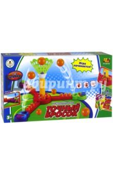 Настольная игра Точный бросок (РТ-00730)Другие настольные игры<br>Настольная игра для 1-3 игроков.<br>Материал: пластмасса.<br>Не рекомендуется детям до 3 лет.<br>Сделано в Китае.<br>
