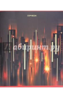 Тетрадь 96 листов, А4 Огни города (ТФЛ4964344)Тетради большеформатные<br>Тетрадь общая.<br>Разлиновка: клетка.<br>Количество листов: 96.<br>Формат: А4.<br>Сделано в России.<br>