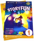 Storyfun for Starters. Level 1. Student's Book with Online Activities and Home Fun. Booklet 1