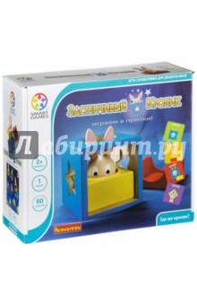 Игра логическая Застенчивый Кролик (0947ВВ/SG 037 RU)Другие настольные игры<br>Чудесная развивающая игра для малышей от 2 до 5 лет. Красочная деревянная головоломка с симпатичным кроликом и интересными заданиями, подходящими для маленьких детей, поможет им развивать внимание, память, логическое мышление, цветовое восприятие в увлекательной игровой форме. Чтобы справиться с заданием, ребенку требуется расположить объемные детали головоломки таким образом, чтобы решить одну из поставленных задач на карточке. Подробная инструкция содержит полезные советы для родителей по обучению юных игроков.<br>В игру можно играть одному, с другом, родителями, бабушкой или дедушкой, благодаря качественному дизайну и разнообразным заданиям игра долго не наскучит малышу.<br>В состав набора входят 3 деревянных блока, деревянная фигурка кролика, карточки с заданиями.<br>Для детей от 2-х лет.<br>Сделано в Китае.<br>