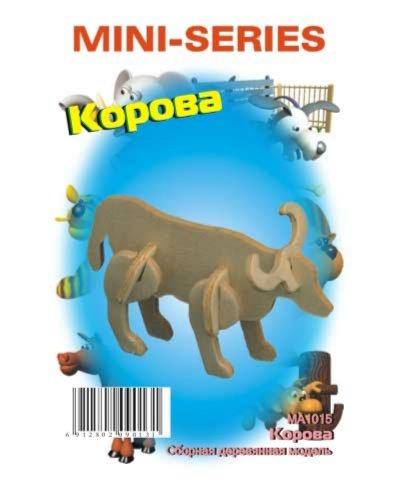 Иллюстрация 1 из 2 для Корова (МА1015) | Лабиринт - игрушки. Источник: Лабиринт