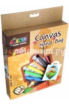 Набор для раскрашивания Сова (AL2006)Роспись по ткани<br>Игровой набор для детского творчества из текстиля.<br>В наборе: 1 сумка, 6 маркеров.<br>Для детей от 3-х лет.<br>Сделано в Китае.<br>