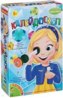 Французские опыты Калейдоскоп (1316ВВ/WS/907)Оптические игрушки<br>Наши родители наверняка помнят советскую игрушку: пластмассовая трубка, наполненная разноцветными стеклышками, способными складываться в самые удивительные узоры. Это калейдоскоп. Калейдоскоп был изобретен еще в девятнадцатом веке, и поначалу считался научным прибором, но вскоре стал популярной и необычной детской игрушкой! В этом наборе есть все необходимое для создания собственного калейдоскопа. Разноцветные камешки и стеклышки складываются в удивительные и необычные узоры, которые можно рассматривать долгие часы!<br>В состав набора входят туба, зеркала, диски из вспененного ЭВА, линзы, набор камней, прозрачная емкость, инструкция.<br>Для детей от 5-ти лет. <br>Не рекомендуется детям до 3-х лет. Содержит мелкие детали.<br>Сделано в Тайване.<br>