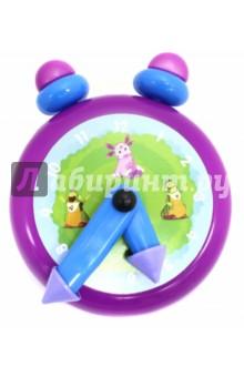 Будильник Лунтик (15038)Другие виды игрушек<br>Яркая развивающая игрушка будильник Лунтик поможет Вашему малышу освоить первые навыки счета и времяисчисления. А игры с любимыми героями - Лунтиком и его друзьями - помогут ребенку в игровой форме усвоить определенный распорядок дня.<br>Игрушка изготовлена из безопасного высококачественного пластика и подойдет для игры детям от 3-х лет. <br>Не рекомендуется детям до 3-х лет. Содержит мелкие детали.<br>Состав: пластмасса.<br>Сделано в России.<br>
