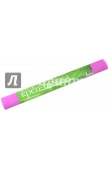 Бумага креповая флористическая, лиловая (2-052/11)Другие виды цветной бумаги<br>Бумага креповая флористическая в рулоне.<br>Цвет: лиловый<br>Размер: 50х250 см.<br>Плотность: 90 г/м2<br>