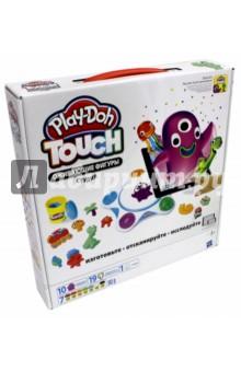 Набор Создай мир (C2860)Наборы для лепки с игровыми элементами<br>Создайте своими руками мир приключений!<br>Поиграйте со своими поделками Play-Doh по-новому. Изготовьте поделки, отсканируйте их и отправляйтесь за приключениями: открывайте разные миры, меняйте обстановку и многое другое!<br>Набор включает 30 деталей.<br>Для детей от 3 лет.<br>Приложение Play-Doh Touch предназначено для детей от 4 лет и старше.<br>Изготовитель: Швейцария.<br>