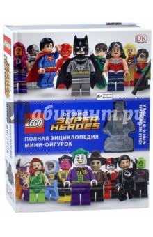 LEGO DC Comics. Полная энциклопедия мини-фигурокДругое<br>Откройте для себя удивительный мир LEGO DC Comics Super Heroes! Вас ждут Бэтмен и супермен, их верные соратники и заклятые враги. Познакомьтесь с уникальными мини-фигурками, популярными наборами и редкими выпусками и узнайте все об оружии и технике супергероев и суперзлодеев!<br>