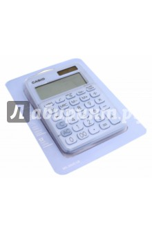 Калькулятор настольный, 12-разрядный, светло-голубой (MS-20UC-LB-S-EC)Калькуляторы<br>Калькулятор электронный.<br>12 разрядов, двойное питание, расчет налогов, расчет времени, независимая память, клавиша быстрой коррекции, большой дисплей, вычисление квадратного корня.<br>Сделано в Китае.<br>