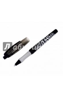 Ручка шариковая со стирающимися чернилами REPLAY.MAX чёрная (PM-S0835200)Ручки шариковые простые черные<br>Ручка шариковая, со стирающимися чернилами, с ластиком.<br>Цвет черный.<br>