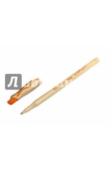 Ручка шариковая со стирающимися чернилами REPLAY оранжевый (PM-S0851461)Ручки шариковые простые цветные<br>Ручка шариковая, со стирающимися чернилами, с ластиком.<br>Цвет оранжевый.<br>