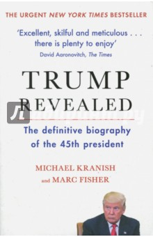 Trump RevealedКультура, искусство, наука на английском языке<br>**NEW YORK TIMES BESTSELLER** `Excellent book... skilful and meticulous  David Aaronovitch, The Times Hailed as `authoritative  and `essential , Trump Revealed is the indispensable and updated biography of the 45th president of the United States. Co-authored by Michael Kranish and Marc Fisher, the investigation was guided by the team who inspired the Academy Award-winning film Spotlight, which stars Michael Keaton, Mark Ruffalo and Rachel McAdams. WHO IS DONALD J. TRUMP? To discover Trump in full, the Washington Post assembled a team of award-winning reporters and researchers to investigate every aspect of his life, from his privileged upbringing, his lawsuits, his infamous womanizing, his ever-changing party affiliation, and his astonishing, disruptive election as president in November 2016. What emerges is a portrait of an indecisive man with a penchant for big bets - on property, branded businesses, and, ultimately, on himself. Trump Revealed provides essential insight into this billionaire businessman, celebrity, and global brand who is now the president of the United States.<br>`Useful, vigorously reported  New York Times<br>