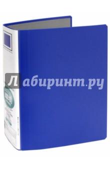Папка-регистратор Tube (А4, синий, 50 мм) (FU-RT650B)Папки-регистраторы<br>Папка-регистратор с цветными разделителями.<br>Формат: А4 <br>Корешок: 50 мм.<br>Цвет: синий<br>Сделано в Японии.<br>