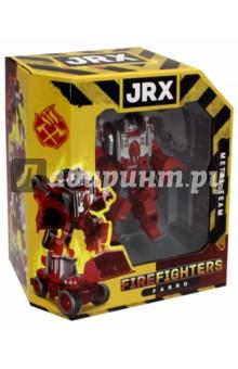 Пожарный робот-трансформер Farro (68079)Роботы и трансформеры<br>Пожарный робот-трансформер.<br>Изготовлено из металла, с элементами из пластмассы.<br>Для детей от 3-х лет.<br>Не рекомендуется детям до 3-х лет. Содержит мелкие детали.<br>Сделано в Китае.<br>