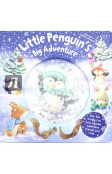 Little Penguins Big Adventure (HB) illustr.Литература на иностранном языке для детей<br>Little Penguin is bored with twiddling his flippers and playing alone all the time, until one day a snowy seagull tells him that he should go and find adventure. But where should Little Penguin look first, and will it be everything he had hoped for? Join him on a journey of a lifetime, as he visits lots of exciting lands and meets plenty of new characters along the way. Ages 5+<br>